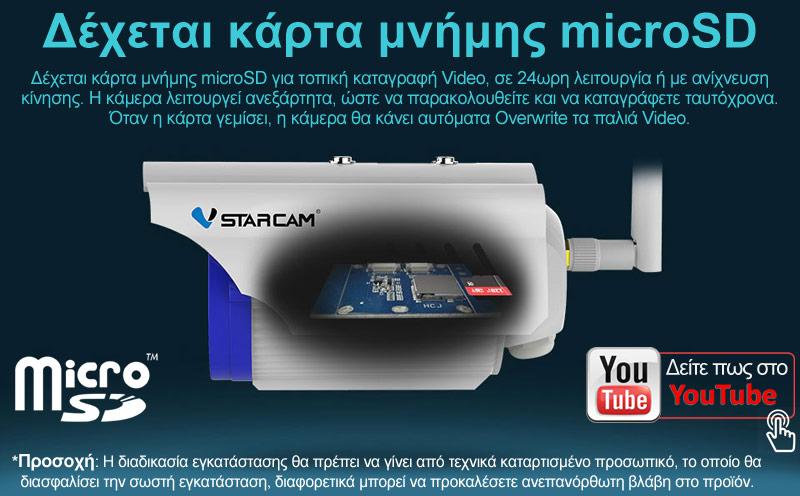 microSD Card installation