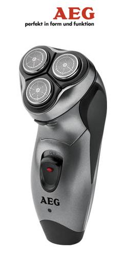 AEG HR 5654 Επαναφορτιζόμενη Ξυριστική μηχανή με τριπλό σύστημα κοπής 160a184208a